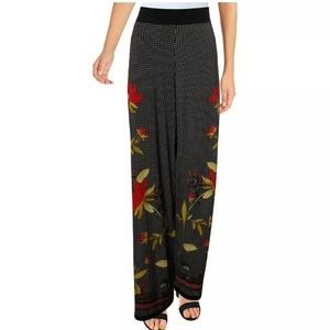 Alfani Womens Palazzo Casual Wide Leg Pants large